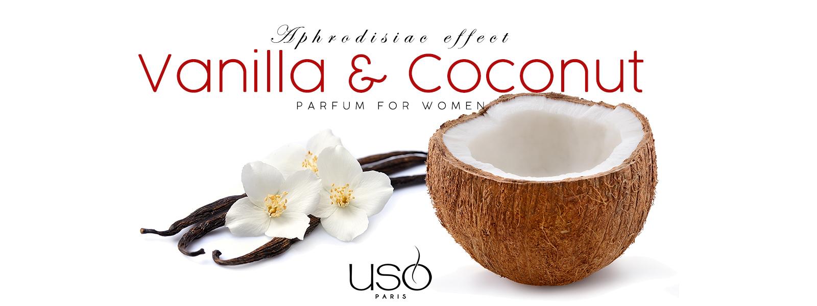 Vanilla & Coconut Kadın Parfümü