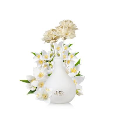 Beyaz Yasemin Oda Parfümü