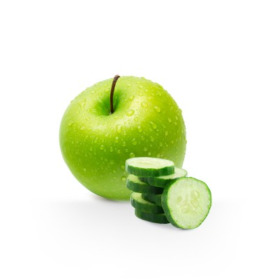Apple & Cucumber